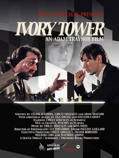 <i>Ivory Tower</i> (2010 film) 2010 Canadian film directed by Puppetmastaz