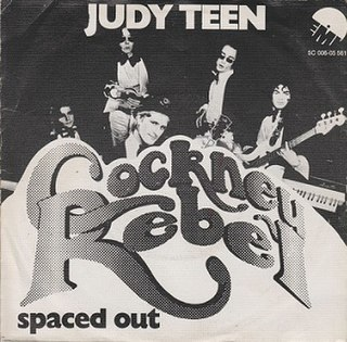 Judy Teen 1974 single by Cockney Rebel