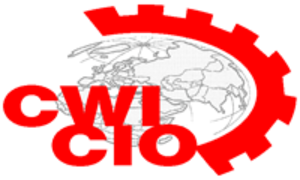 Committee for a Workers' International - Image: Committee for a Workers' International logo