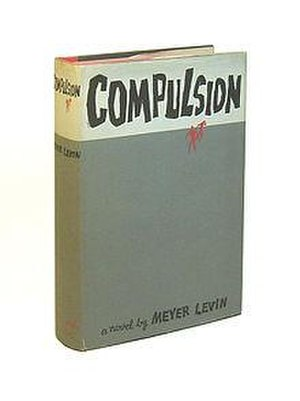 Paul Bacon (designer) - The cover of Compulsion.