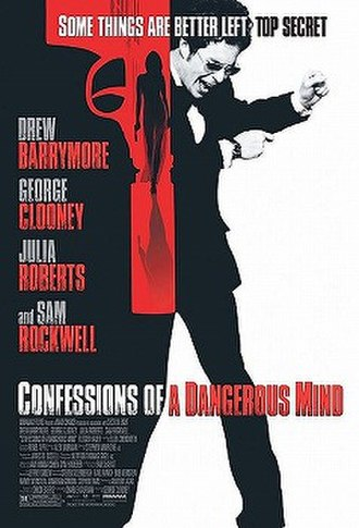 Confessions of a Dangerous Mind - Image: Confessions of a dangerous mind