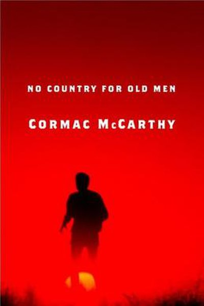 Picture of a book: No Country For Old Men