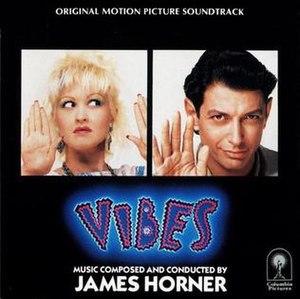 Vibes (soundtrack) - Image: Cyndi Lauper Vibes.