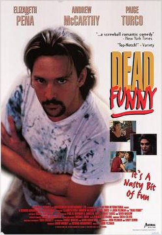 Dead Funny - Dead Funny VHS cover