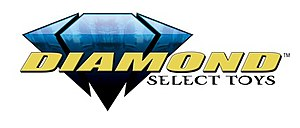 Diamond Select Toys - Image: Diamond Select Toys Logo