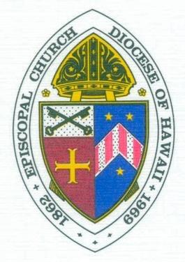 Diocese of Hawaii seal