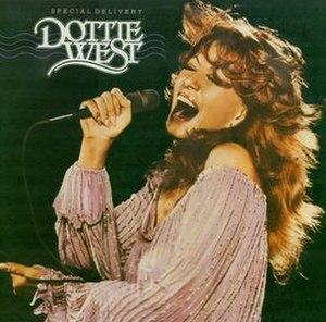 Special Delivery (Dottie West album) - Image: Dottie West Special Delivery 2