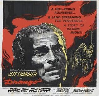 <i>Drango</i> 1957 film