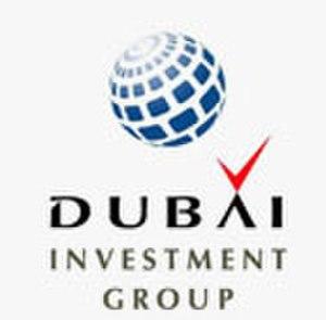 Dubai Group - Image: Dubai Investment Group Logo