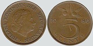 Stuiver Historical Dutch coin