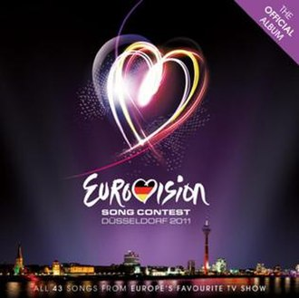 Eurovision Song Contest 2011 - Image: ESC 2011 album cover