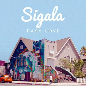 Sigala — Easy Love (studio acapella)