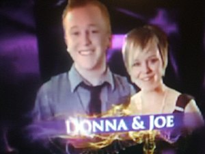 Donna and Joseph McCaul - Donna and Joe appeared on Fáilte Towers in August 2008.