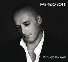Fabrizio Sotti - Through My Eyes Album Cover.png