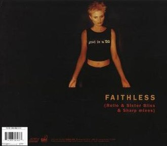 God Is a DJ (Faithless song) - Image: Faithless God Is A DJ3