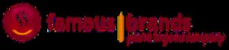 Famous Brands - Image: Famous Brands logo