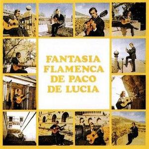 Fantasía flamenca de Paco de Lucía - Image: Fantasia flamenca