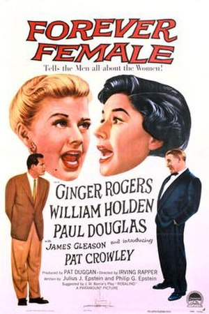 Forever Female - Theatrical release poster