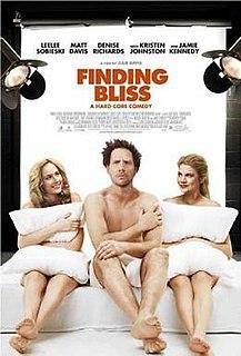 <i>Finding Bliss</i> 2009 American film