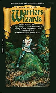 <i>Flashing Swords! 3: Warriors and Wizards</i> book by Lin Carter