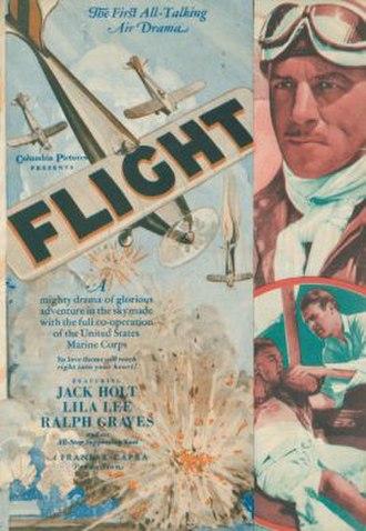 Flight (1929 film) - Image: Flight (1929 film)