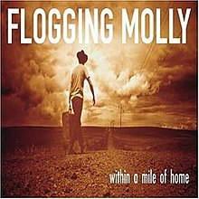 Flogging molly within a mile of home cd cover.jpg