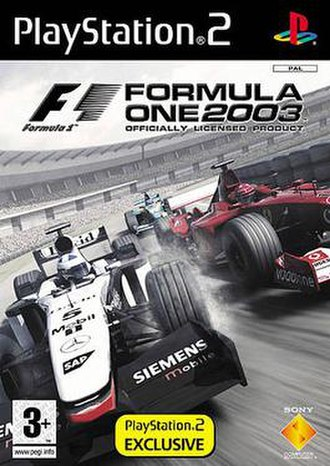 Formula One 2003 (video game) - Formula One 2003
