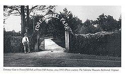 Forest Hill Park Richmond Virginia Wikipedia
