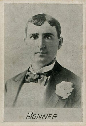 Frank Bonner (baseball) - Image: Frank Bonner (baseball)