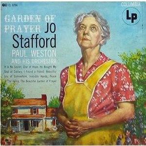 Garden of Prayer - Image: Garden of Prayer Stafford album