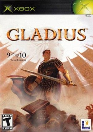 Gladius (video game) - Image: Gladius Xbox