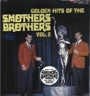 Golden Hits of the Smothers Brothers, Vol. 2 - Image: Golden Hits of the Smothers Brothers, Vol. 2