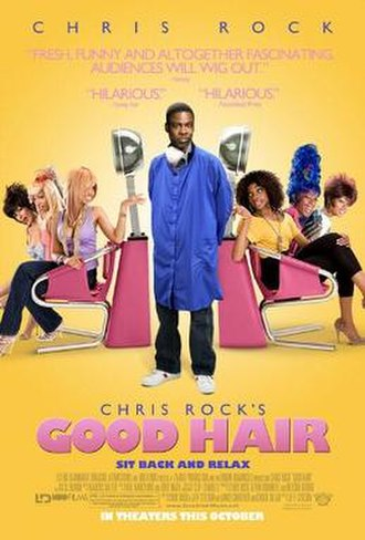 Good Hair - Theatrical release poster
