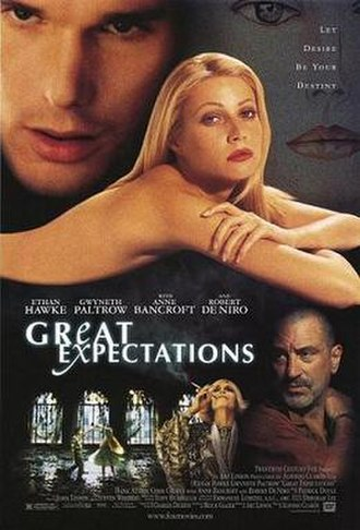 Great Expectations (1998 film) - Theatrical release poster