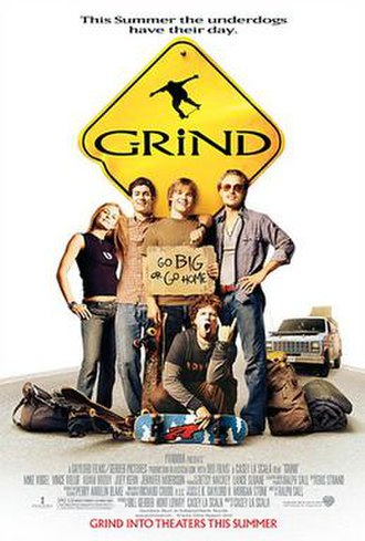 Grind (2003 film) - Theatrical release poster