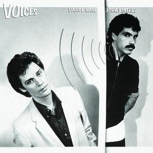 <i>Voices</i> (Hall & Oates album) 1980 studio album by Hall & Oates