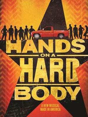 Hands on a Hardbody (musical) - Image: Hands on a Hardbody Musical