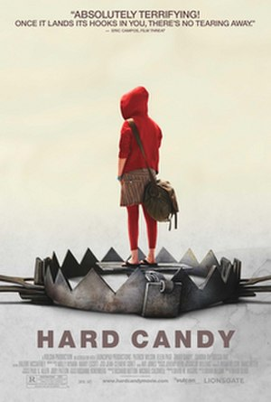 Hard Candy (film) - Theatrical release poster