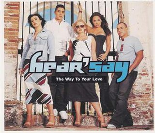 The Way to Your Love 2001 single by HearSay