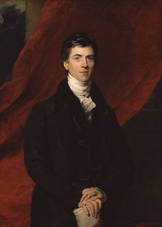 Henry Brougham, 1st Baron Brougham and Vaux - Henry Brougham in 1825