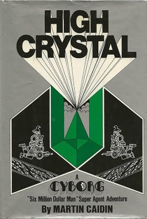 High Crystal - 1976 UK paperback edition tying in with the TV series