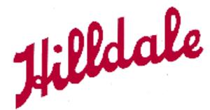 Hilldale Club - Image: Hilldale uniform