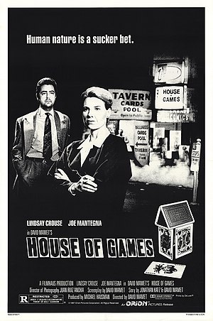 House of Games - Image: Houseof Games