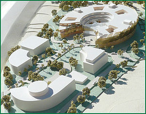 International Hospitals Group - Khier Rida'a Saada Hospital - Masterplan 2011