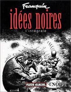 <i>Franquins Last Laugh</i> comic book series