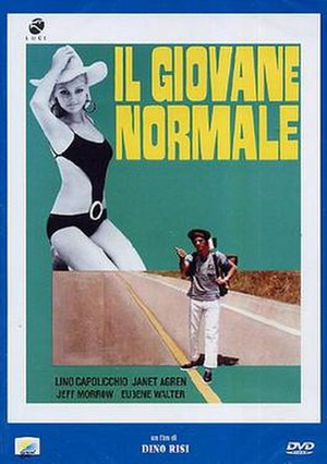 Normal Young Man - Image: Il giovane normale
