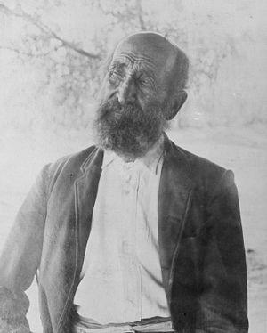 John Ross (explorer) - John Ross c. 1900