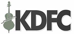 KXSC (FM) - Image: KDFCFM