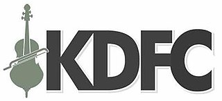 KDFC Classical radio station in San Francisco