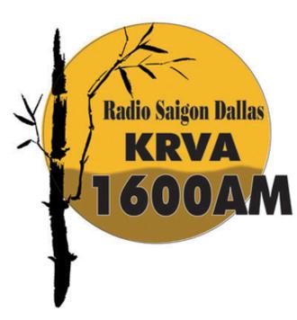 KRVA (AM) - Image: KRVA Radio Saigon